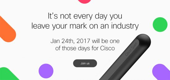 Cisco Spark Event 1.24.17