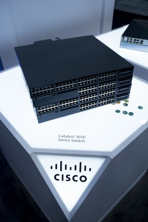 Get to know the new Cisco Catalyst 3650 Switch