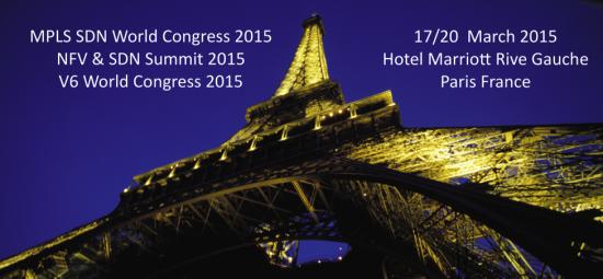 MPLS SDN World Congress 2015