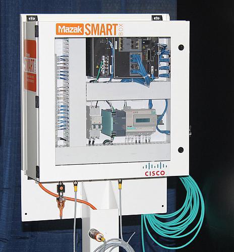 Mazak smart box