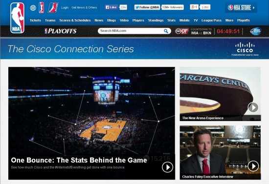 NBA Connections Series Snip