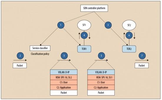 NSH Diagram