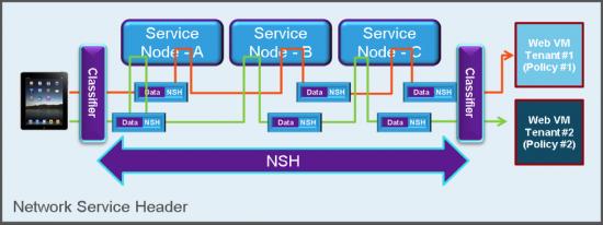 Network Service Header