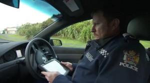 New Zealand Police Mobile Responder App