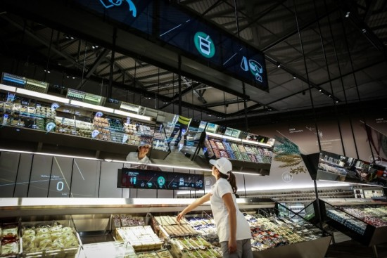 COOP supermarket of the future