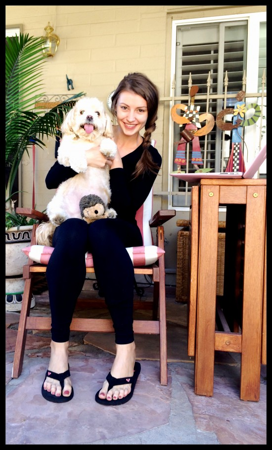 Olesya dog image
