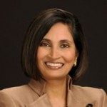 Padmasree Warrior -  Chief Technology & Strategy Officer, Cisco.  Read her bio.