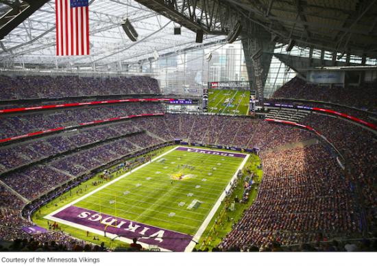 Photo Credit- Minnesota Vikings