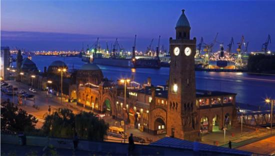 Port of Hamburg Blog Image