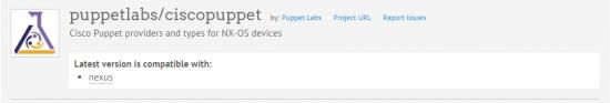 PuppetForgeModule