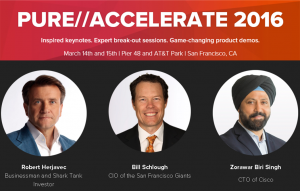 Pure Accelerate Speakers