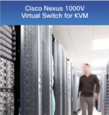 Cisco Nexus 1000V for KVM