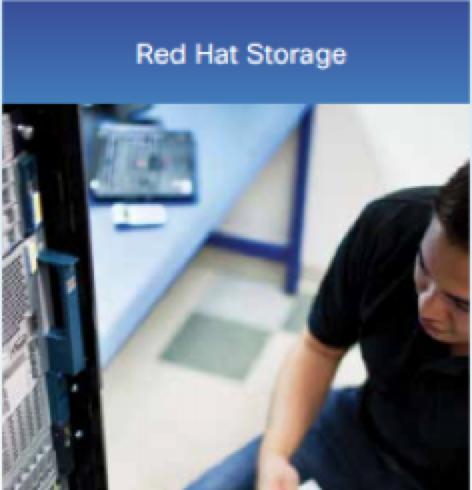 Red Hat Storage with Cisco UCS