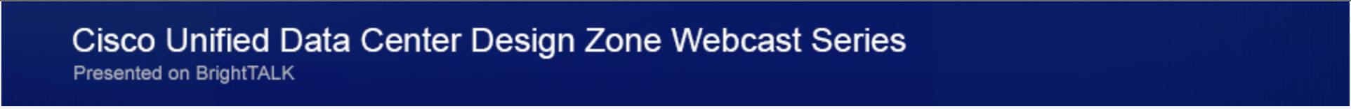 Big Data Webinar Header
