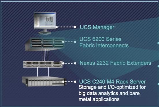 Cisco UCS for Big Data