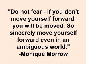 Monique Morrow - Quote