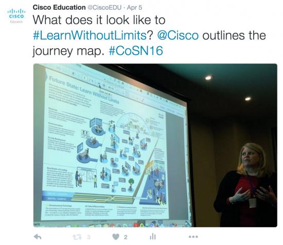 CiscoEducationTwitter