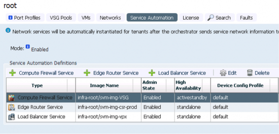 ServiceAutomation-Definitions