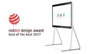 Red Dot Award for Cisco Spark Board