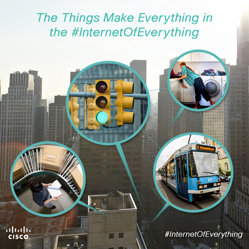 The Things that Make Everything in the #InternetofEverything - blog image
