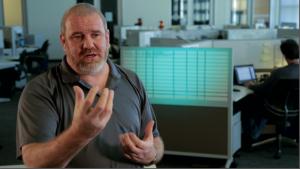 Tony Fazackarley on TechWiseTV's Allen Data Tour
