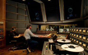 The Tres Virgo Recording Studio – 1980's style with owner Robin Yeager