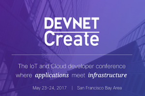 #DevNetCreate Conference