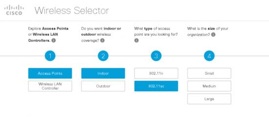 WirelessSelector