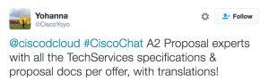 Yohanna Cisco Chat dCloud