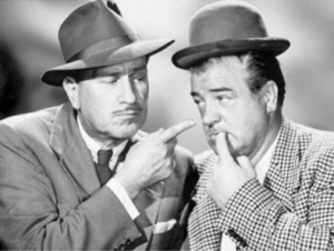 Abbott and Costello talk about SDN...