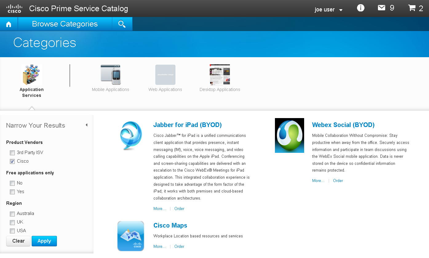 application-category-view
