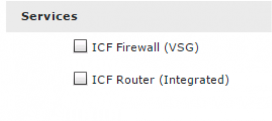 Integrated Router Selection