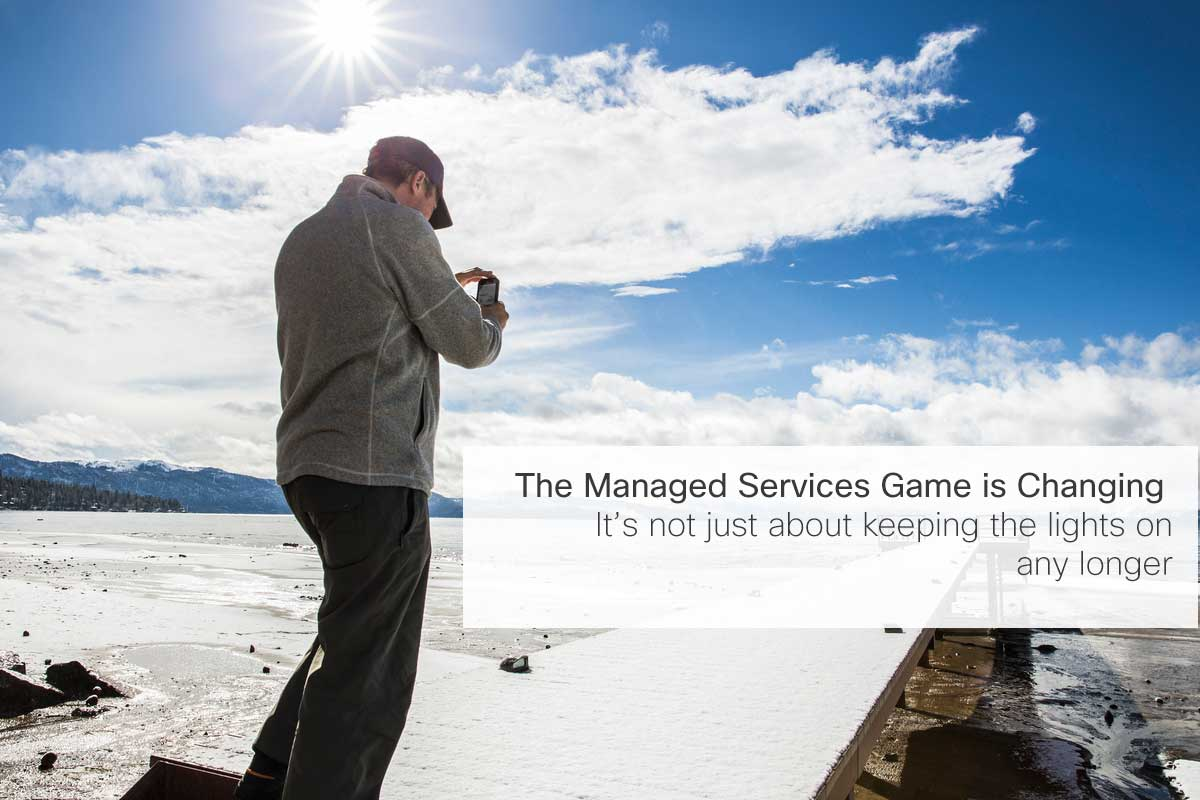 The Evolution and Growing Relevance of  Managed Services in a Cloud Computing World