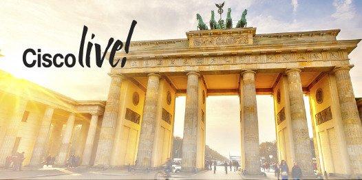 Cisco Live Berlin
