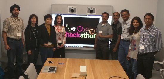 Hackathon organizers