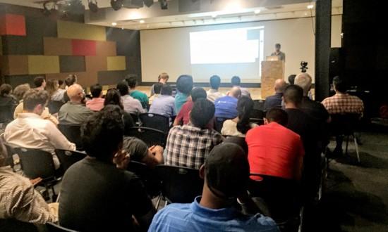 Project Contiv at Docker Palo Alto Meetup