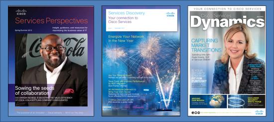 Cisco Services Magazines