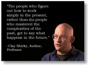 quote clay shirky 1