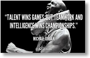 quote from Michael Jordan