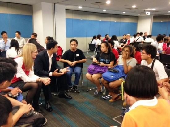 Singapore STEM mentoring