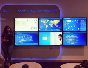 social media listening center cisco headquarters