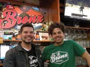 Anthony and Paul Ramirez use social media to shine a light on the Bronx.