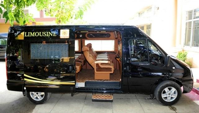 Xe Minh Trí Limousine đi Đà Lạt