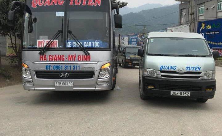 Tổng hợp xe Hà Giang đi SaPa: Hãng xe uy tín chất lượng nhất