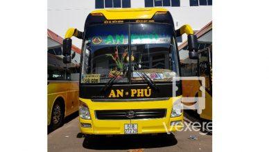 Xe An Phú đi Quy Nhơn từ Sài Gòn