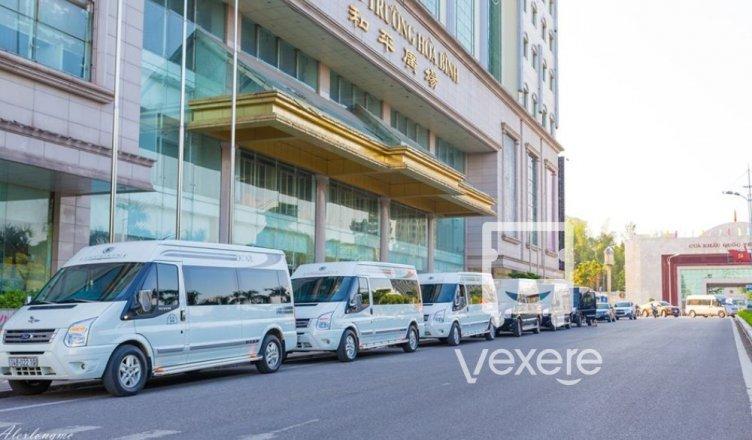 Xe Móng Cái Limousine đi Quảng Ninh