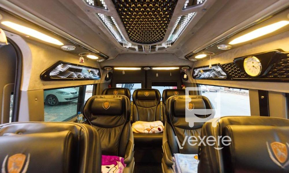 Xe limousine đi Hạ Long từ Hà Nội: Móng Cái Limousine