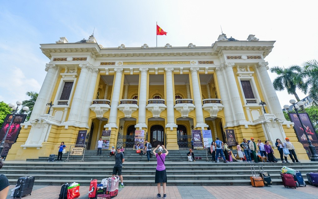 Nhà hát lớn Hải Phòng - Biểu tượng phố Cảng với nét kiến trúc châu Âu độc đáo