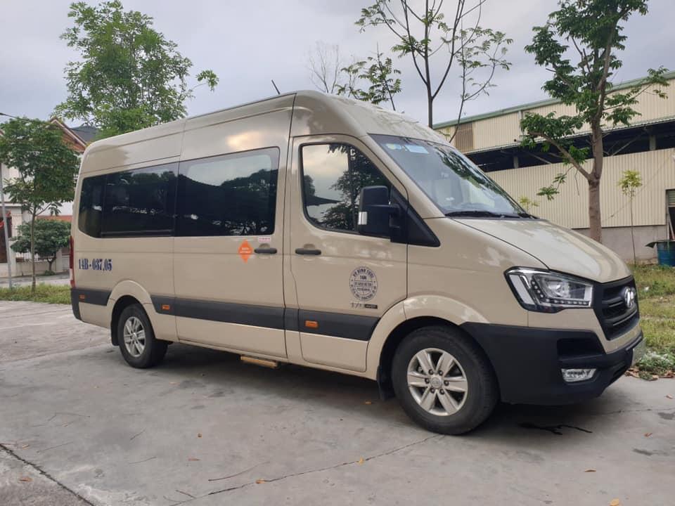 Hãng xe Phú Bình (Quảng Ninh)
