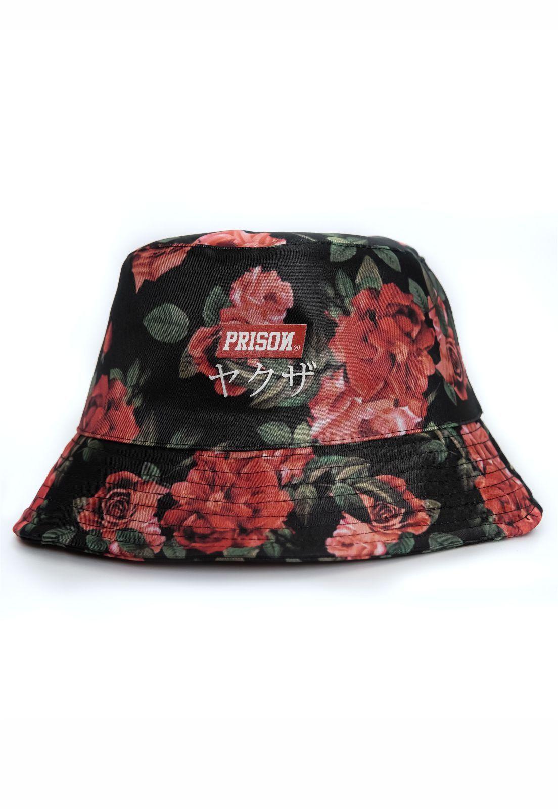 Bucket Hat Prison Floral Japan